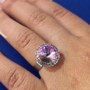 Swarovski Cristal.Ring.New.